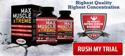 max muscle xtreme trial