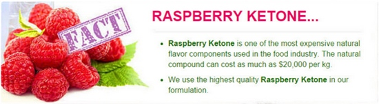 advanced raspberry ketones