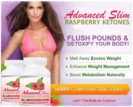 advanced slim ketones trial
