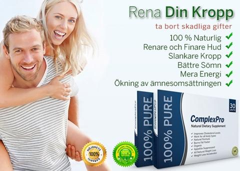 complex pro dietary supplement