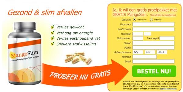 african mango extract nederland