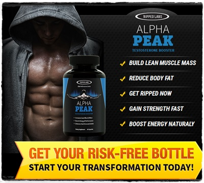 alpha peak supplement