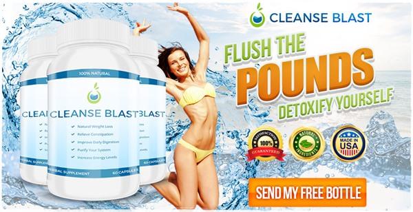 cleanse blast canada