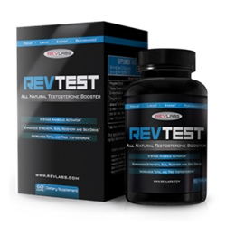 rev test testosterone booster