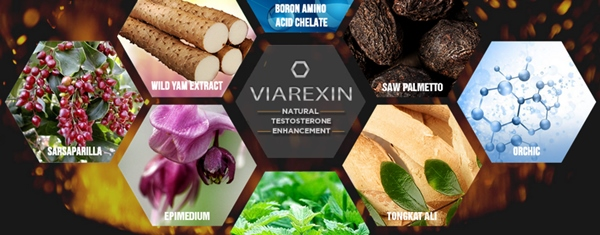 viarexin ingredients