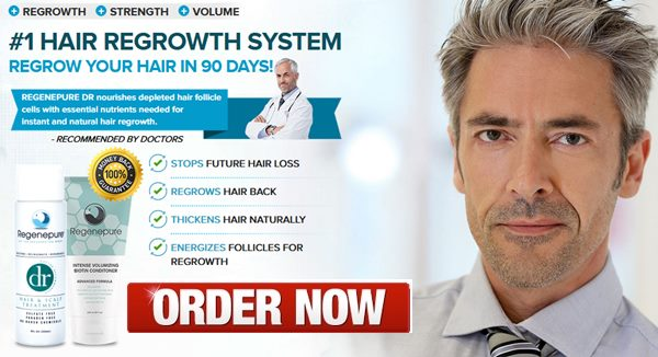 regenepure dr hair loss supplement